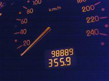 燃費記録を更新しました!125回目