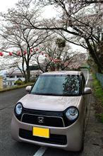 桜色N-ONE♪