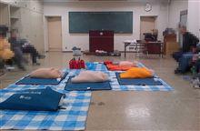 JMRC東京ラリー部会・第10回上級救命講習会に参加させて頂きました