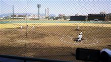高校野球撮影