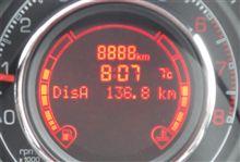 8888km