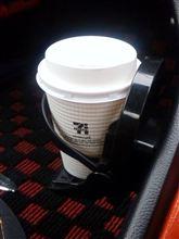 最近のお気に入りはコンビニのDRIP COFFEE