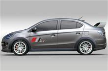 Mitsubishi Concept G4 Evolution !? ・・・・