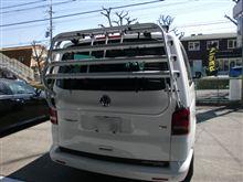 「VIPER 5904」で安心&快適仕様に・・~VW カラベル編
