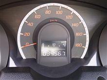 34,567kmに!
