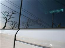 VW カラベルにもVIPERと同時に「ガラスエッチング」