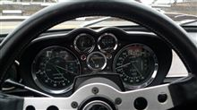 今月のヒストリックカー、アルピーヌA110。