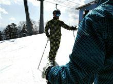 2013シーズン16日目_安比高原スキー場_ミズノキャンプ初日