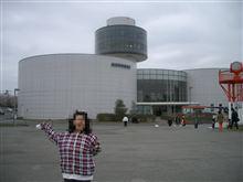 実家に寄った帰りに航空博物館へ