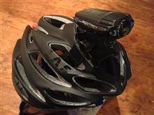 ヘルメット用ライト(フロント)