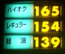3月の燃費報告~