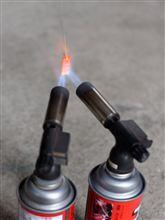 DIYで熱処理(焼入れ)実験