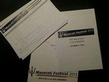 Maserati Festival