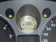 祝34,567km(^o^)