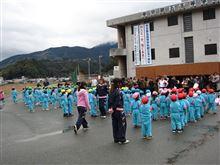 娘幼稚園 マラソン大会^^v