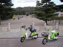 1月に・・・堺観光へ行ってきました。