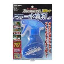 バックカメラの水滴防止・排除は親水がいいの?それとも撥水?