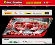 Ferrari Racing Days 2013
