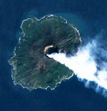 三宅島といえば火山の噴火を思い出す