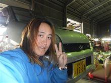JUMP OIL 0W50 GTspec 被験車両続々と・・・・・