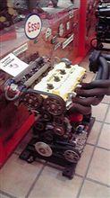 JTCCエンジン