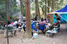 Culb MK4 春の陣(キャンプ編)