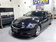 「VIPER 5904」&オプションアイテムを絡めれば・・~Lexus GS450h編
