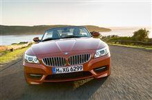 BMW Z4マイチェン