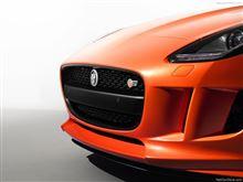 Jaguar F-Type ≒ ボンドカー