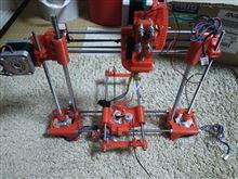 3Dプリンターを作る 6