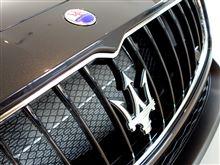 XJのライバル マセラティ・クアトロポルテ・・・ふたたび