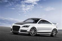 Audi TT  ウルトラクワトロ