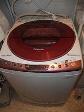 洗濯機を買い替えました