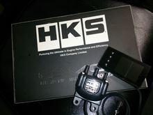 おはよーさん と HKS EVC6 のキャンペーン