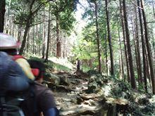 新緑の筑波山を登る!