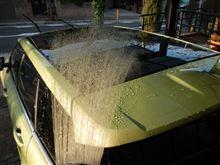 4月28日は洗車の日?