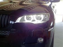 BMW X6とMINI R60のコーディング作業