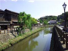 佐原水郷と小江戸の町並み