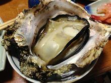 能登食祭館で岩牡蠣買ってきました
