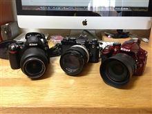 Nikon D3200 一眼レフカメラ買い換えました