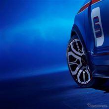 ルノー、新コンセプトカーを予告…ルノー5 の再来か