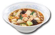 福しん 広東麺