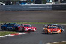 観てきました SUPER GT 第2戦 富士500kmレース