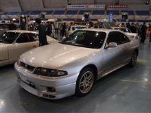 ほぼノーマルの綺麗なR33GT-R
