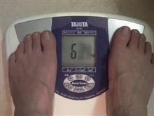 ダイエット生活1カ月