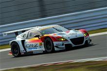 第2戦富士はレクサスが逆襲の表彰台独占!!GT300無限CR-Zは2位!!