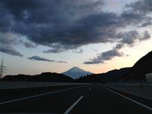 富士山、万歳~