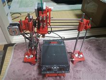 3Dプリンターを作る 7 ~見た目は完成?~
