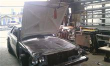 車好きなオッサンと車好きな鉄工所のオッサンが車の補強すると・・・パート1