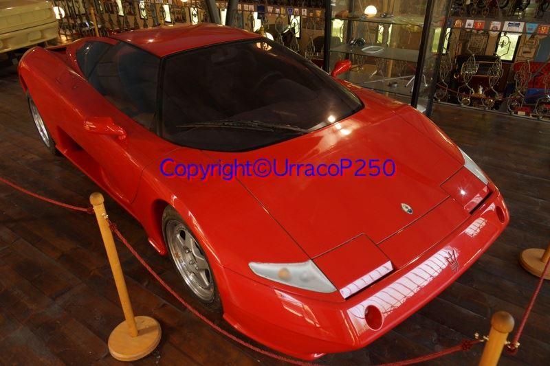 「独特のリアホイールアーチ」urracoP250のブログ   スーパーカー宝箱 , みんカラ